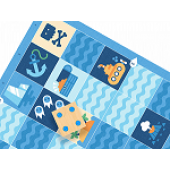 Cubetto Blue Ocean Adventure Pack