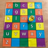 Bee-Bot Mat 'Alfabet'