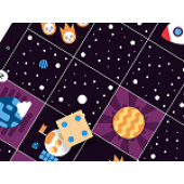 Cubetto Deep Space Adventure Pack
